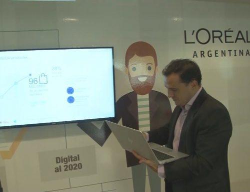 L'Oreal muestra la comunicación del futuro