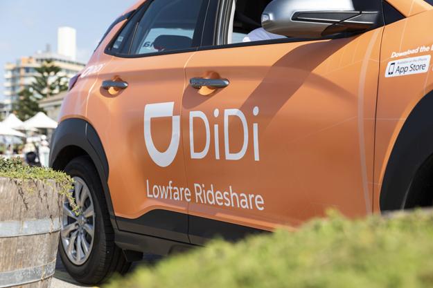 Desembarca DiDi para competir con Uber: ya tiene consultor, ¿busca gerente de PR?