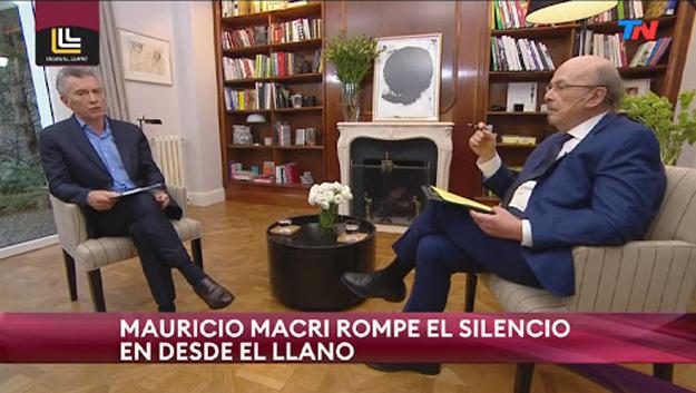 """La reentrée mediática de Macri con autocrítica """"BC"""": cómo la califican los profesionales de PR"""