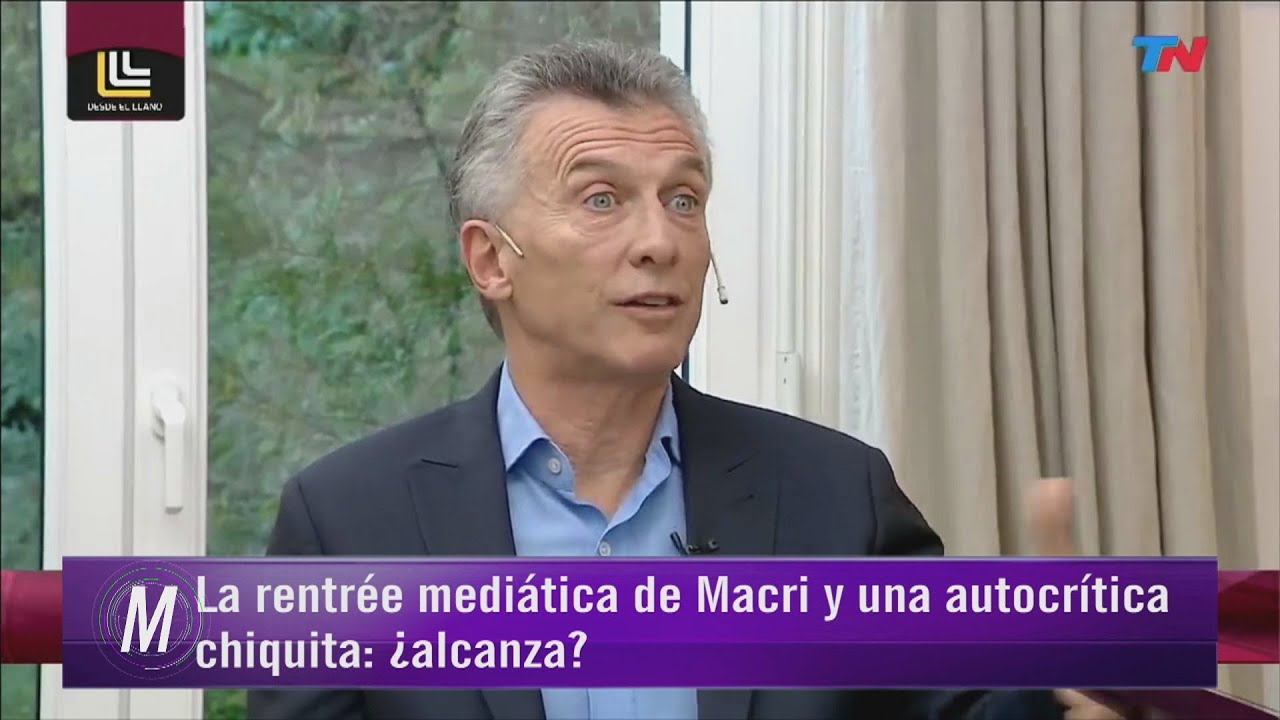 Y un día Macri hizo una autocrítica: ¿alcanzó?