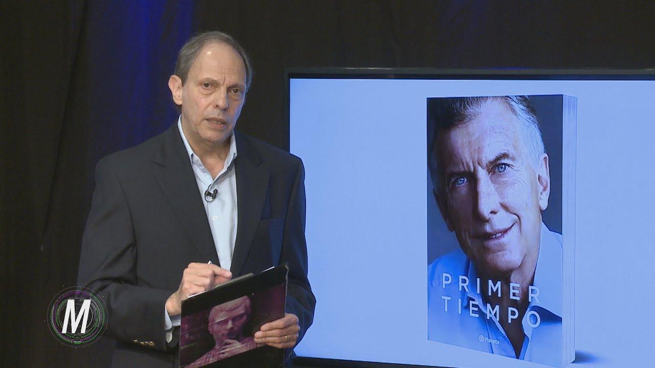 Por qué el libro de Macri es malo para Macri